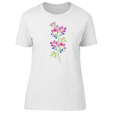Beautiful Summer Meadow Flowers Tee Women's -Image by