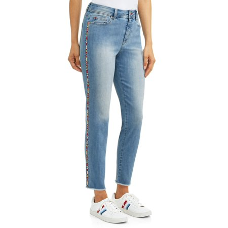Preston Skinny Jean Women's (Light Wash) ()