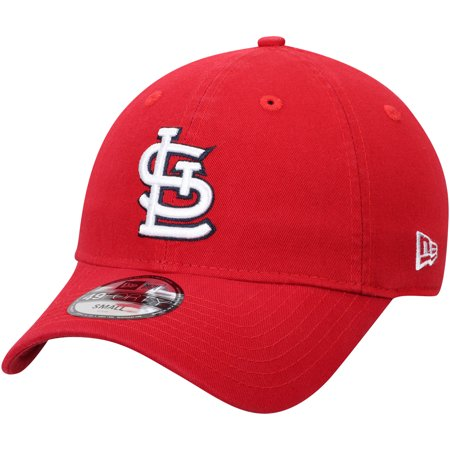 St. Louis Cardinals New Era Core Fit Replica 49FORTY Fitted Hat - Red -  Walmart.com e057525c07f