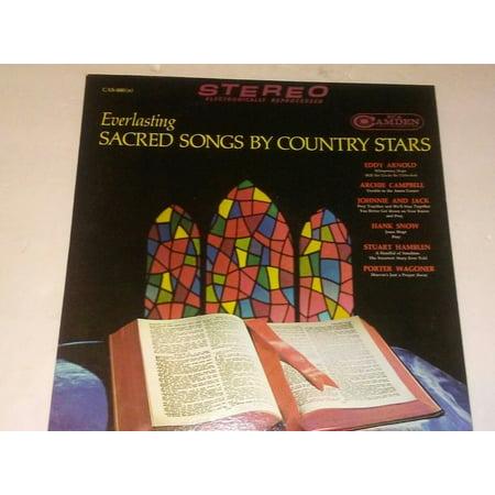 - Everlasting Sacred Songs By Country Stars LP sealed Gospel RCA Camden Wagoner ++