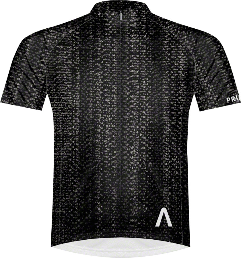 Primal Wear Swerved Men's Cycling Jersey: Black, MD
