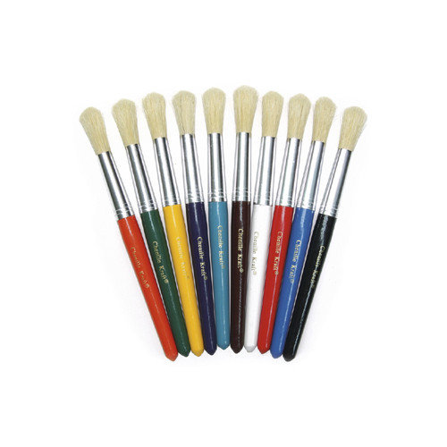 Chenille Kraft Company Assorted Colossal Brushes (Set of 10)