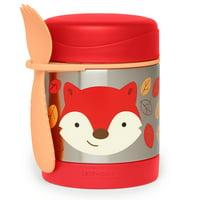 Zoo Insulated Food Jar - Fox