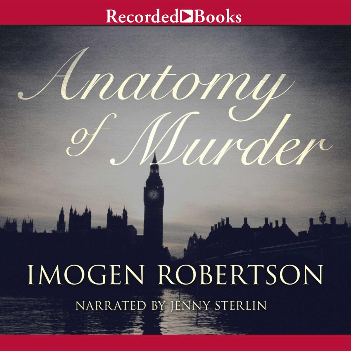 Anatomy of Murder - Audiobook