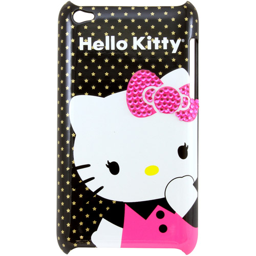 Sakar Hello Kitty iPod Bling Case