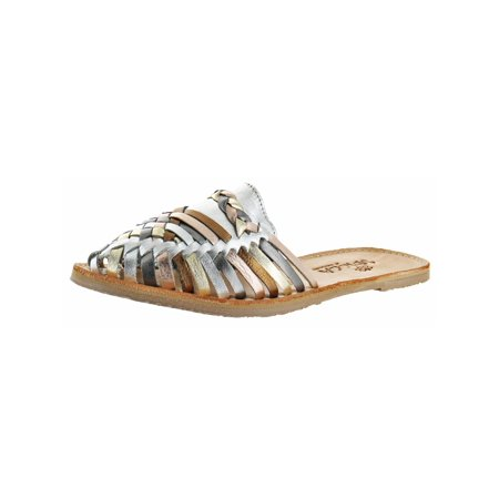 b9ccad697350d Sbicca - Sbicca Womens Baines Closed Toe Vintage Huarache Sandals -  Walmart.com