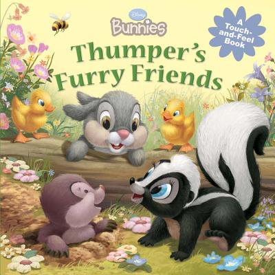 Disney Bunnies Thumper's Furry Friends (Disney Direct)