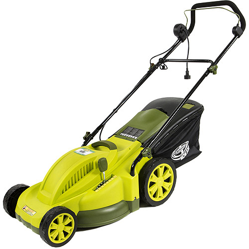 "Snow Joe Mow Joe 13-Amp 17"" Electric Mower – MJ403E"