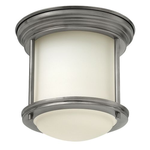 Hinkley Lighting 3300-GU24 1 Light Title 24 Fluorescent Flush Mount Ceiling Fixture from the Hadley Collection