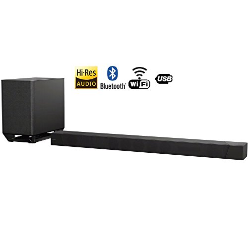 Sony HT-ST5000 7.1.2ch 800W Dolby Atmos Sound Bar (Certified Refurbished) by Sony
