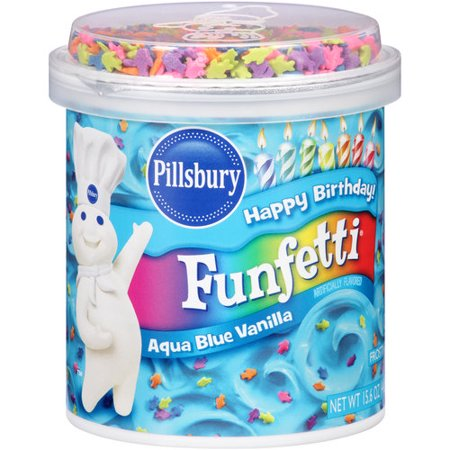 Pillsbury Rainbow Cake