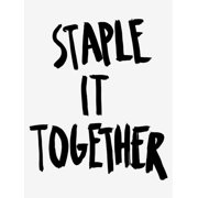 Staple It Together - eBook