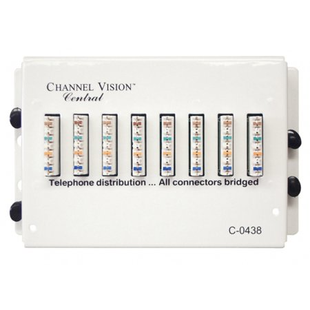 Channel Vision C-0438 Telephone Distribution Module (Channel Plus Telephone Distribution Modules)