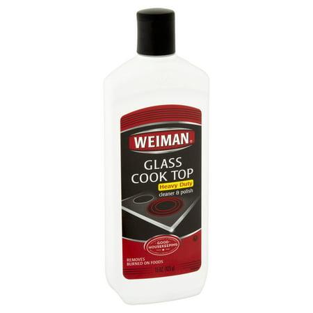Best Weiman Glass Cook Top Cleaner, 15 Oz deal