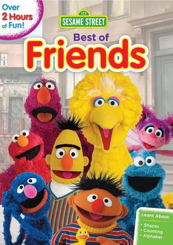 Sesame Street: Best of Friends by Sesame Street