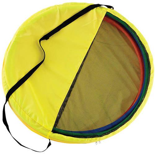"Sportime 30"" Hula Hoop Tote-N-Store Bag, Yellow"