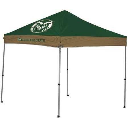 Colorado State University Rams 9 X 9 Straight Leg Canopy Tailgate -