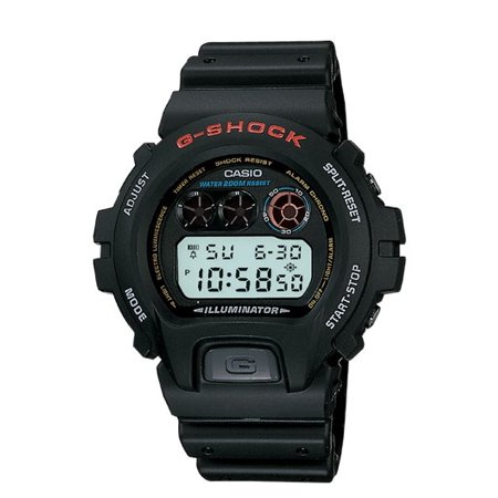 G-shock Digital Resin Black