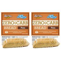 ThinSlim Foods Love-the-Taste Low Carb Bread Plain, 2pack