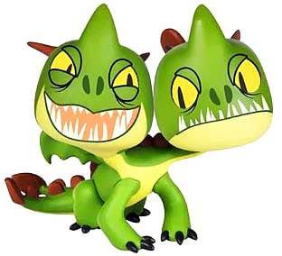 Funko How to Train Your Dragon Barf & Belch Vinyl Mini Figure