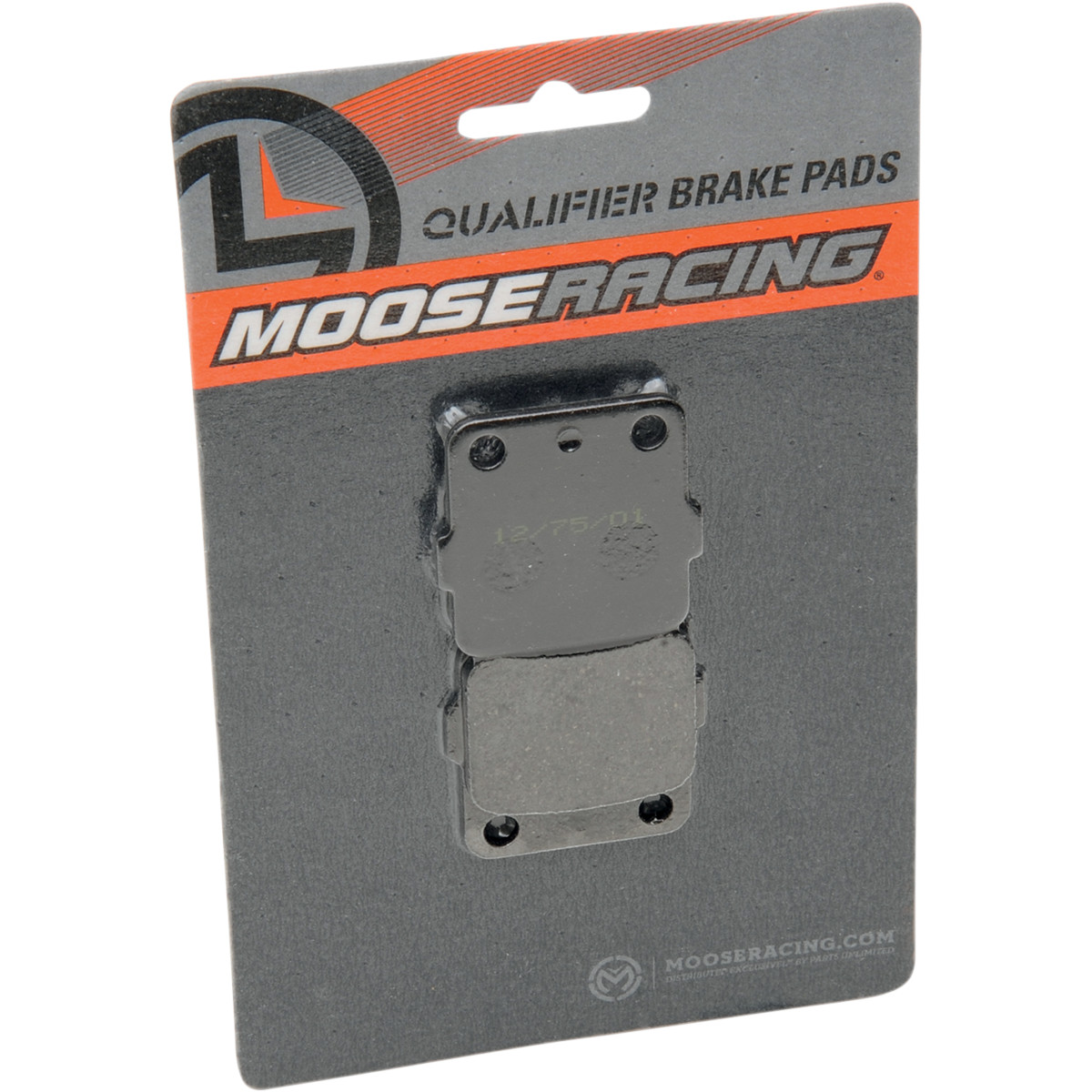 Moose Racing Qualifier Brake Pads Rear Fits 98-04 Polaris Scrambler 500 4x4