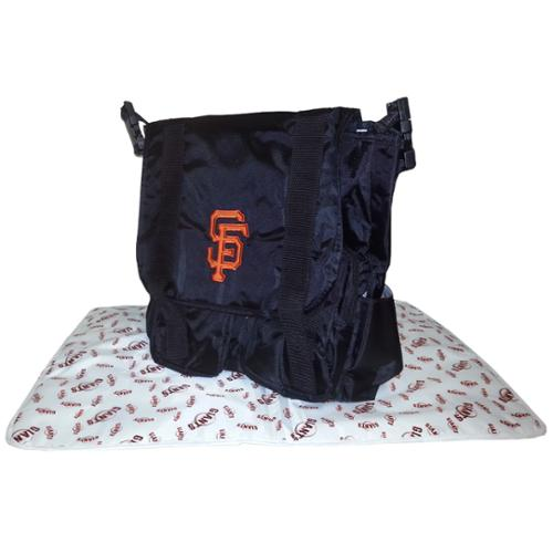 Concept 1 CNO-MLSF5754 San Francisco Giants Mlb Sitter Baby Diaper Bag