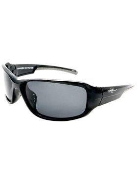 39379f515bafd Product Image Men s Sports Frame Polarized Lens Sunglasses - Mambo Winner s  Shades ...