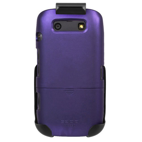 Seidio BD2-HR3BB9850-PR BlackBerry Torch 9850/9860 SURFACE Combo Amethyst