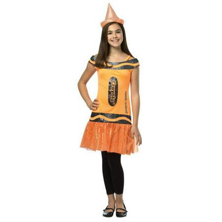 Tween Crayola Metallic Sunburst Glitz & Glitter Dress by Rasta Imposta - Tween Designer Dresses