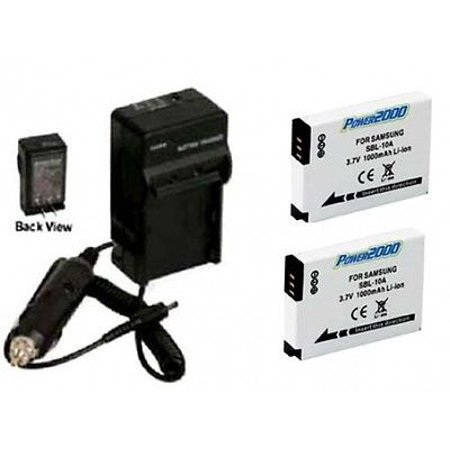 2 Batteries + Charger for Samsung WB850, Samsung WB150, Samsung WB150F, Samsung WB151 WB151F, Samsung WB152, Samsung WB152F 2 Batteries + Charger for Samsung WB850, Samsung WB150, Samsung WB150F, Samsung WB151 WB151F, Samsung WB152, Samsung WB152FNot made by Samsung