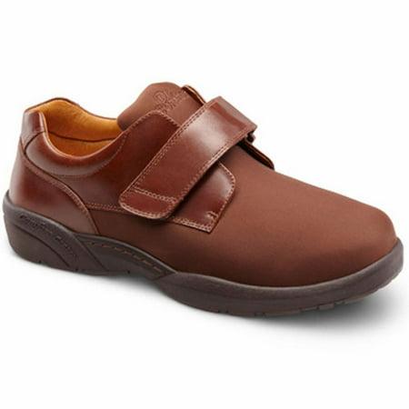 dr comfort  dr comfort brianx men's casual shoe 12 x
