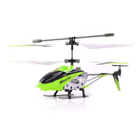 Syma 3 Channel S107 / S107G Mini Indoor Metal Frame Helicopter -