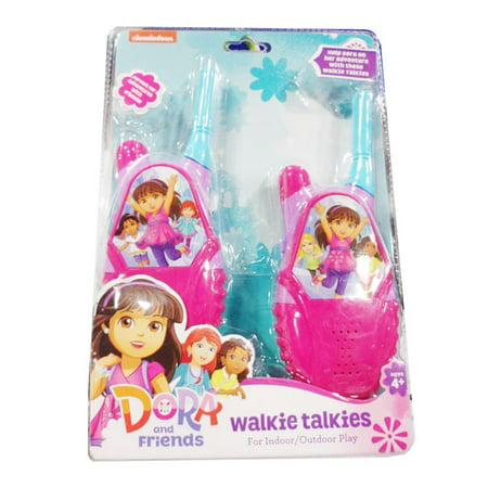 Walkie Talkie Dora - Sakar Dora Walkie-Talkies