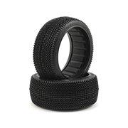 JConcepts Detox 1/8th Buggy Tires (2) (Black)