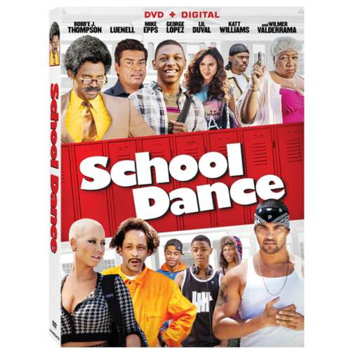 School Dance (DVD + Digital Copy) (With INSTAWATCH) (Widescreen)