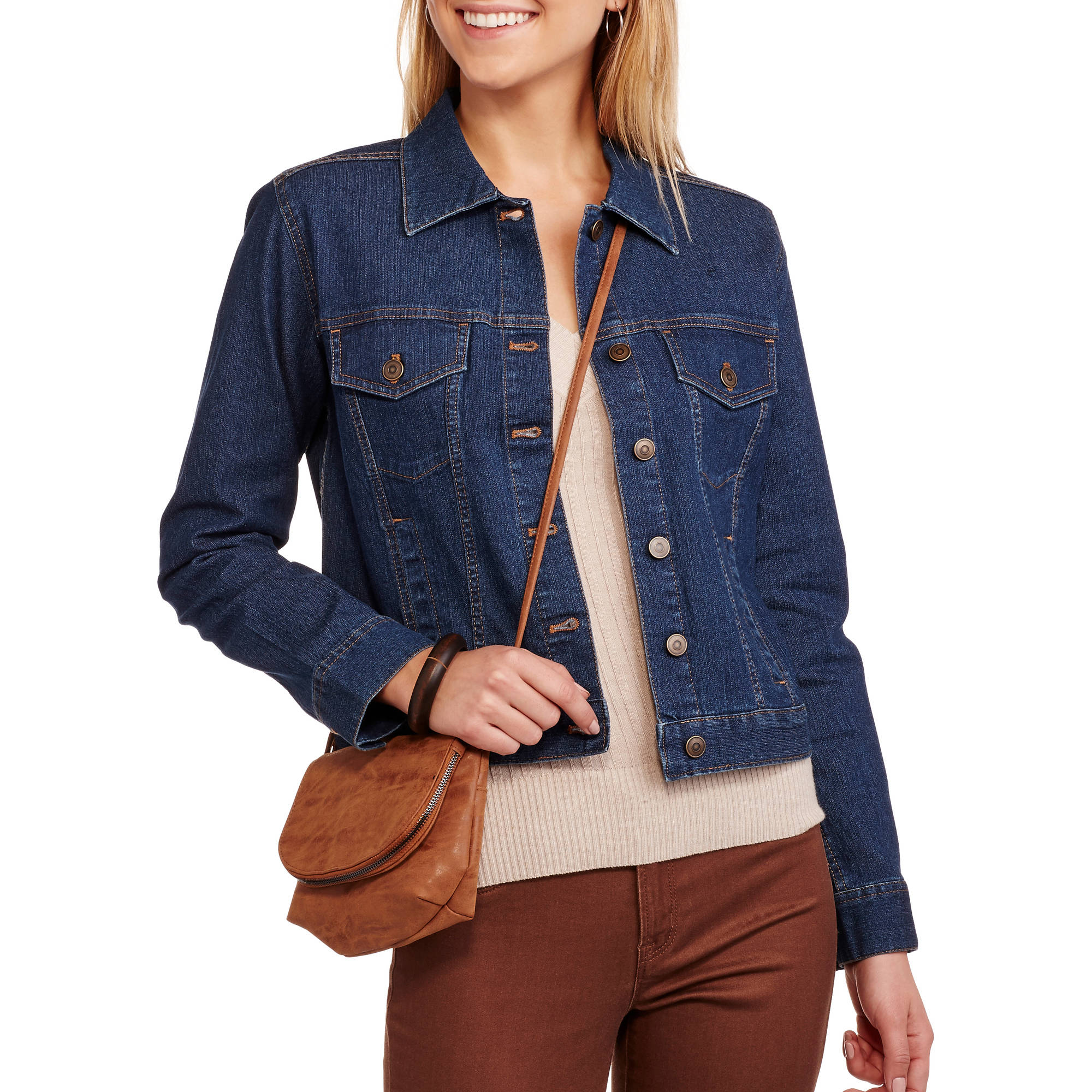 Faded Glory Women's Denim Jacket