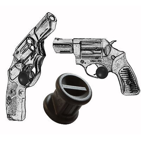 ONE Micro Holster Trigger Stop For Ruger SP101 GP100 & Super Redhawk Blk (Best Accessories For Ruger Gp100)