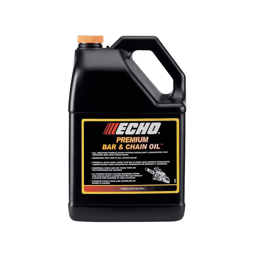 ECHO Bar and Chain Oil,  1 gal. Container Size 6459006E
