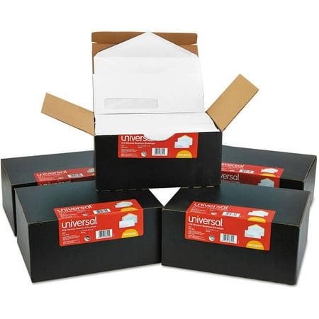 (2 Pack) Universal Window Business Envelope, #10, 4 1/8 x 9 1/2,