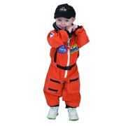 NASA Orange Jr. Astronaut Suit Infant Halloween Costume