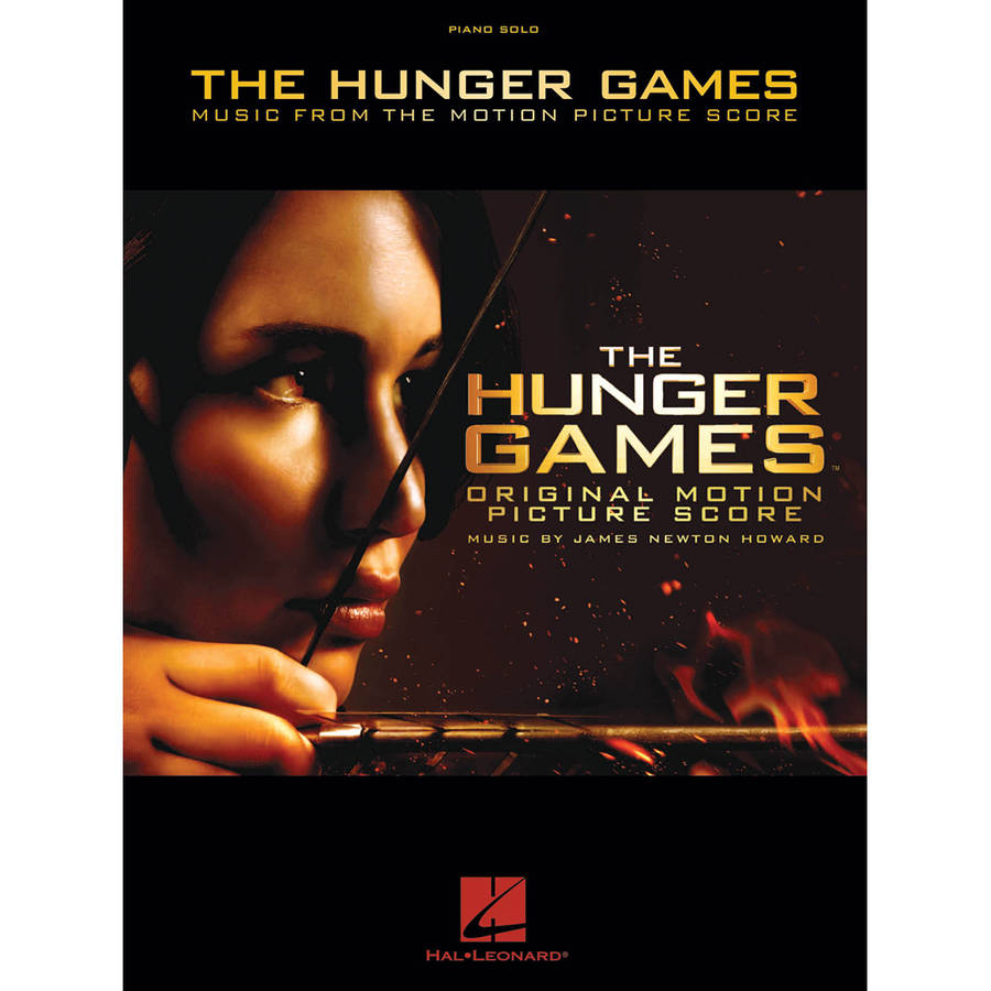 The Hunger Games (Movie), Piano Solo Songbook