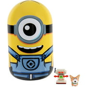 Despicable Me Mineez Series 1, Collector Tin with 2 Minions Figures