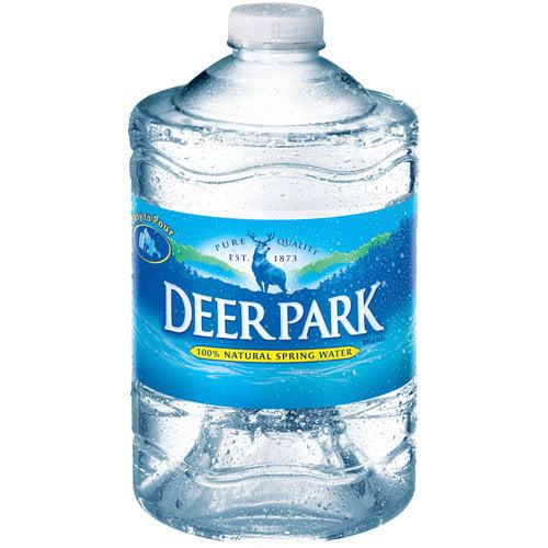 Deer Park 100% Natural Spring Water, 101.4 fl oz