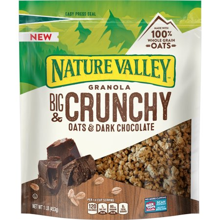 Nature Valley Protein Granola Oat & Dark Chocolate 16 oz