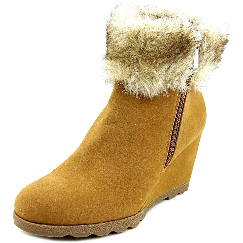 ALFANI Womens Oreena Leather Closed Toe Ankle Cold Weathe...