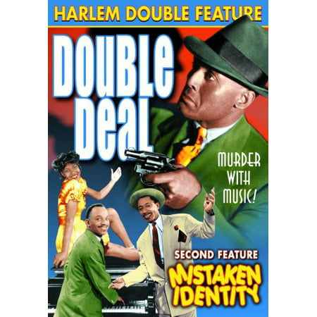 Harlem Double: Double Deal / Mistaken Identity - Deal Or No Deal Halloween