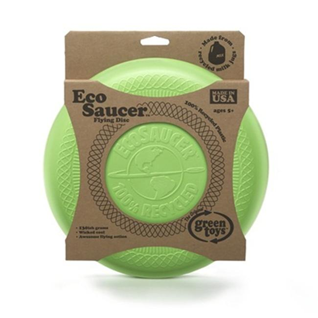 Green Toys 1203306 Green Toys EcoSaucer Flying Disc