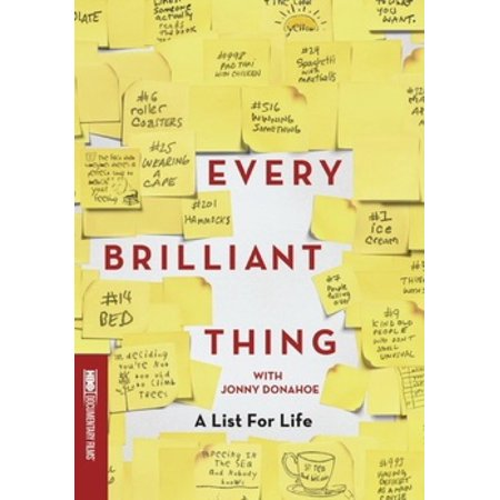 Every Brilliant Thing (DVD) (Best Things On Hbo Now)