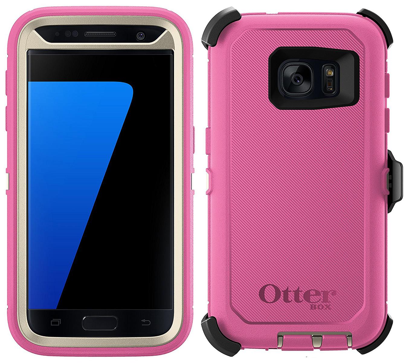 new style c9011 8eb1e Samsung Galaxy S7 OtterBox Defender Series Case - Berries N Cream (Bulk  Packaging)