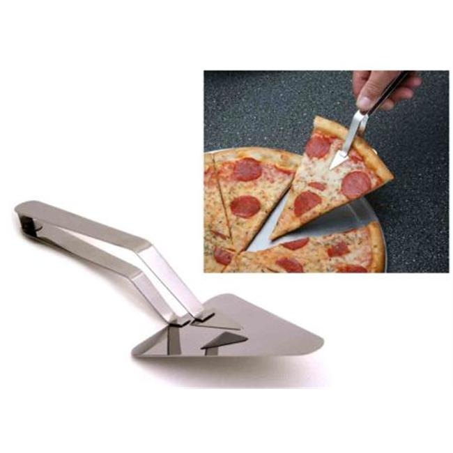IMCG NC3985 High Grade Stainless Steel Pizza Grip Tongs